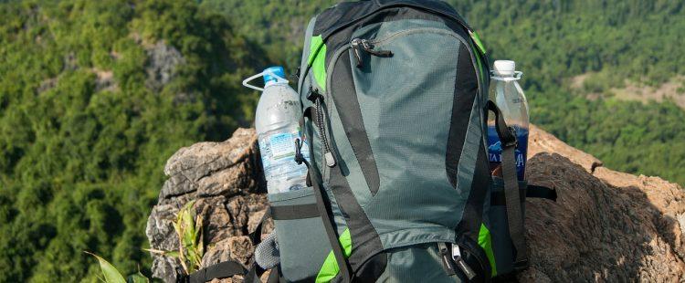 Flüssigkeitsbedarf beim Wandern