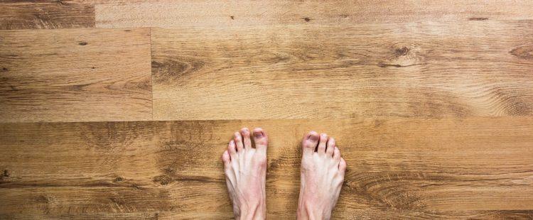 Fußschmerzen vorbeugen