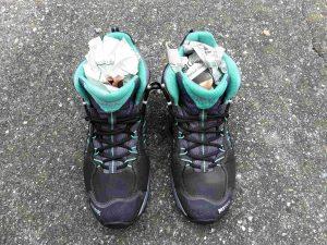 Schuhpflege Zeitung