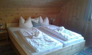 Ferienhaus Moll Schlafzimmer