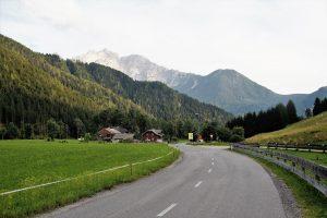 Mellau - Kleine Bergstraße