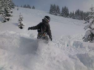Mellau für Wintersportler