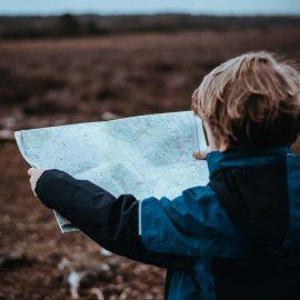 Wanderkarte und Reiseführer – Voller Überblick beim Wandern