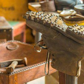 Schuhe reparieren